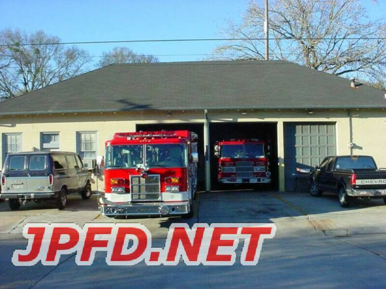 The Jefferson Parish East Bank Consolidated Fire Department, a Class 1 department, was formed in 1952 after better fire protection was desired by citizens ...